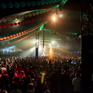 tensostrutture per palchi concerti spettacoli e circo
