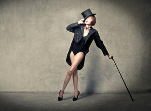 Ballerina circense