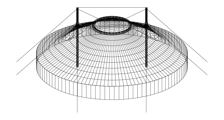 Progettazione e realizzazione tecnica delle strutture per circo